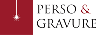 Perso and gravure